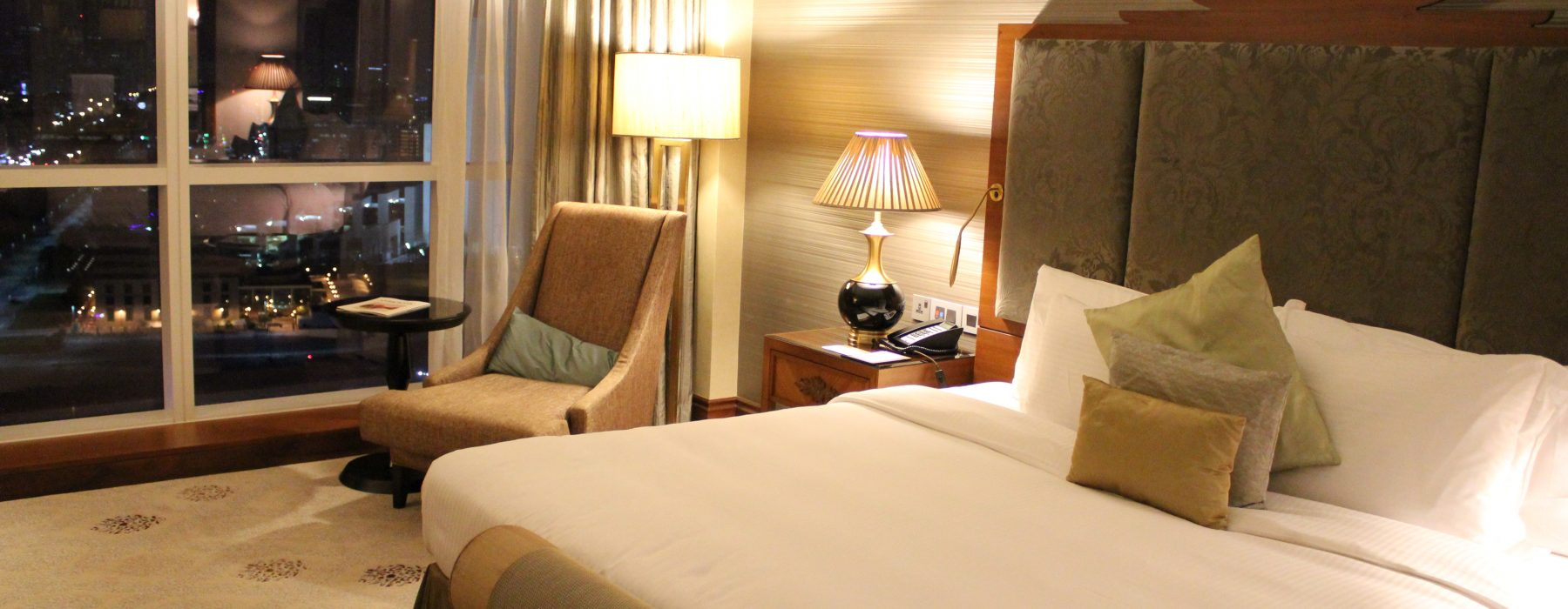 Stay with me at Dusit Thani Abu Dhabi