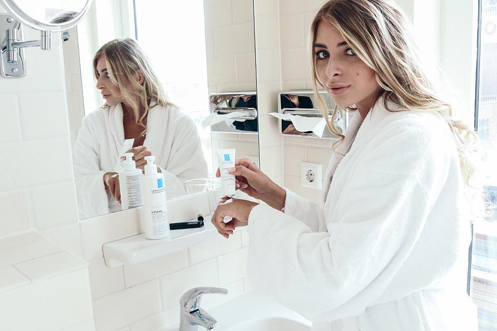 Skincare with La Roche-Posay